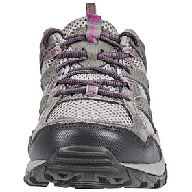 Columbia Plains Ridge Shoes Women light grey/intense violet